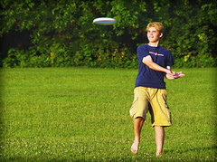 ultimate jason (dbthayer) Tags: summer jason sport youth son teen frisbee disc throw  flyingdisc jbo interestingness325 i500  flatflipfliesstraight spiritofthegame tiltedflipcurves