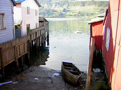 Chile: Castro in Chiloé