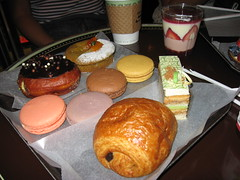 Bouchon Bakery: Assorted pastries