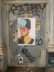 nydoor33 (EL DawnKing) Tags: door nyc newyorkcity streetart art typography graffiti doors styles graff
