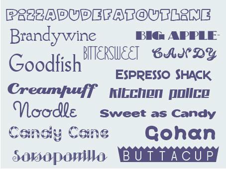 Tipografia de Comer