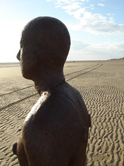 DSC04833 (C Cooper) Tags: waterloo anthonygormley anotherplace