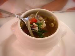 海鮮酸辣湯