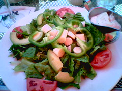 Alero salad!