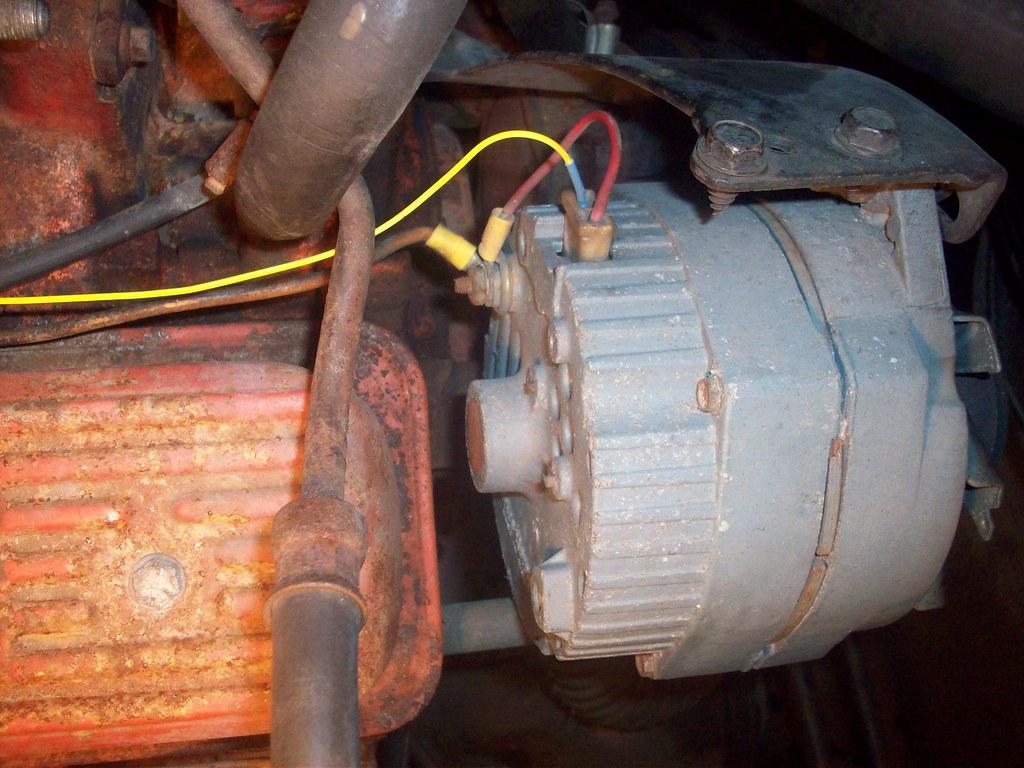 Alternator Wiring Jeepforum how to wire an internally ... on