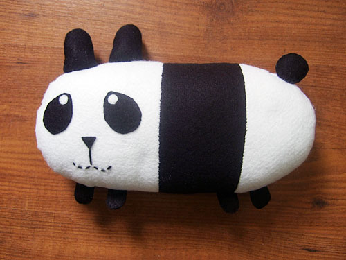 Panda Sausage Bunny