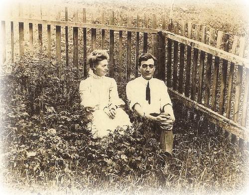 My grandparents, Amanda and Chester