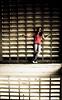 O Spiderman, Where Art Thou? (Pankcho) Tags: light portrait woman building abandoned luz lady danger mujer chica shadows squares retrato venezuela edificio vertigo caracas peligro edge ledge sombras height dama altura cuadros venezolana venezuelan abandonado borde sorelys boleita