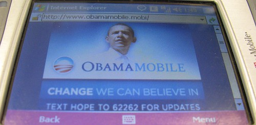 obamamobile.mobi Screenshot 1