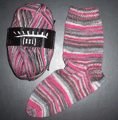 Trekking Zitron - First Sock - 167