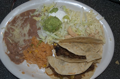 Ultimate Taco Plate