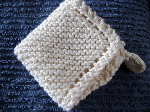 granny's favourite dishcloth