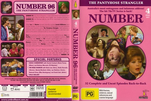 Number 96 DVD cover B