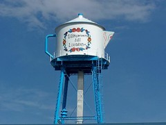 Teapot Water Tower, Photo 1 (J. Stephen Conn) Tags: minnesota watertower swedish teapot coffeepot lindstrom chisagocounty