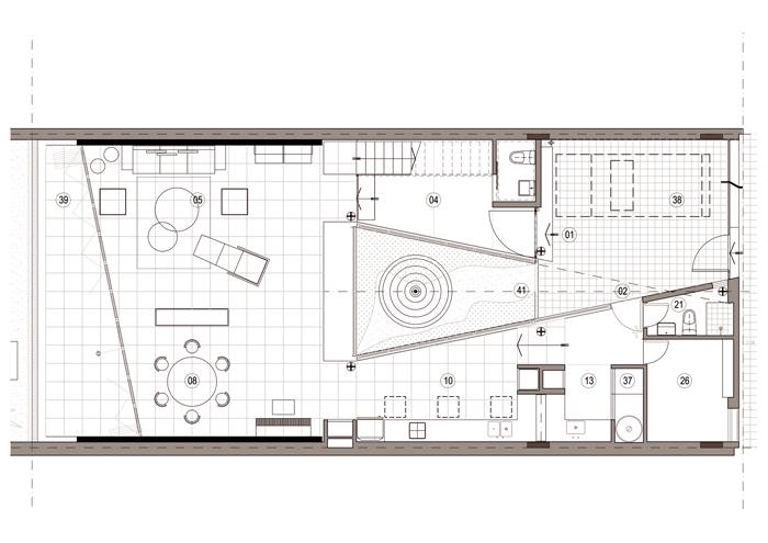 Casa en Coghlan - Silvana Parentella / Joaquín Sánchez Gómez, Arquitectos
