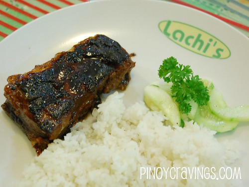 Unforgettable Grilled Pork Ribs at Lachi's Sans Rival Atbp 2
