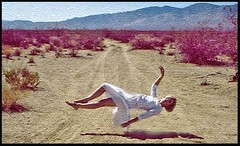 Andie (andiebottrell) Tags: desert floating levitation angels mojave