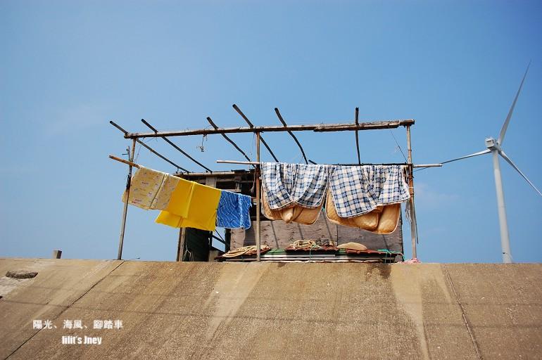 20080907_堤防上的小屋