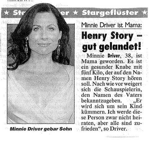 newspaper article from a german speaking newspaper