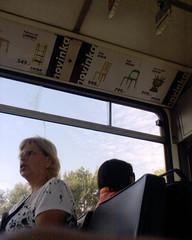Bureaucrat (Jakub Kri) Tags: bus women bureaucrat fucktard