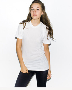 aa tee white by you.