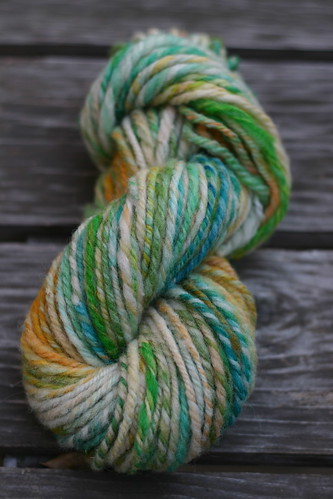 Springtime in Tennessee - handspun