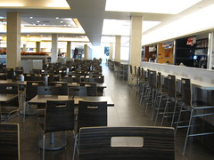 polo park (Maicdlphin) Tags: light canon mall closed chairs powershot polo foodcourt polopark a590