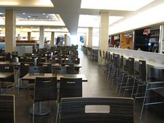 polo park (Maʝicdölphin) Tags: light canon mall closed chairs powershot polo foodcourt polopark a590