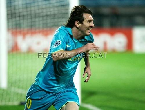 I més i més i més Messi!!