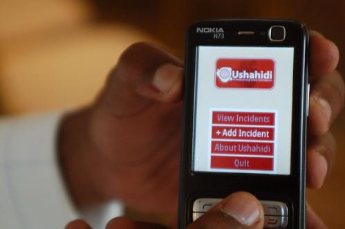 Ushahidi J2ME App