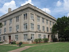 Exploring Oklahoma History: Cotton County Courthouse