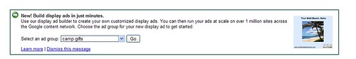 Google AdWords Display Ad Builder