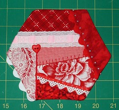 Crazy Quilt Block for Diane