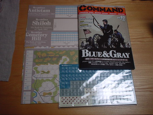 Command Magazine Vol.83 - Blue & Gray