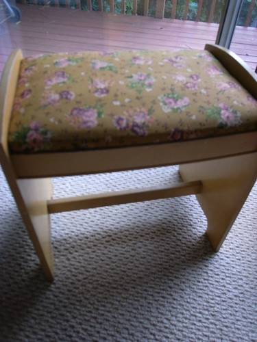 reupholstery!