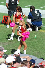 BucsVsPanthers-0486 (awinner) Tags: game football cheerleaders nfl 2008 raymondjamesstadium tampaflorida tampabaybuccaneers carolinapanthers october2008 october122008