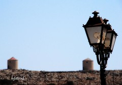 ... (Aster-oid) Tags: windmills greece lamps halki ff29