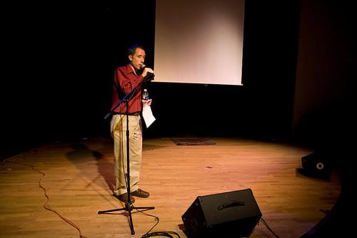 ACP 10 Film Series Curator, Andy Ditzler