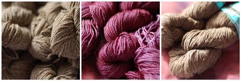 rhinebeck yarns II