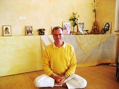 Sukadev bei Yoga Vidya Tübingen