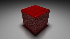greebleCube (blackpawn) Tags: generative procedural greebles greeble