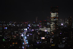 Noche de Tokio 5 (desde Torre de Tokio, 250 m)