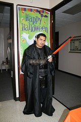 James as Anakin Skywalker. (10/31/2008)