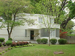 Art Deco House, Tulsa