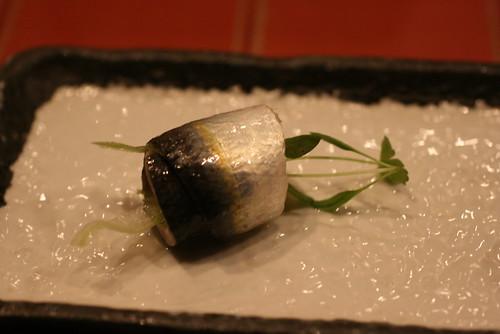 pickled Sardine