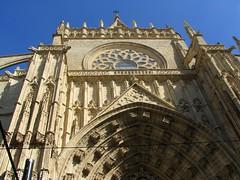 Cathedral (Graça Vargas) Tags: door españa canon sevilla spain cathedral ph227 graçavargas ©2008graçavargasallrightsreserved 1201190109