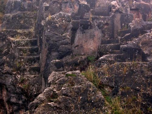 la roca de mil caminos