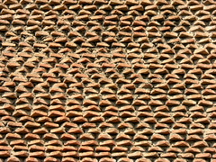 Coliseum wall (Mark Dalzell) Tags: italy rome brick wall pattern coliseum colloseum repeating