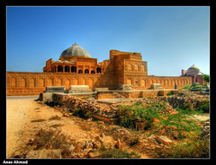 Pakistan - Sindh - Thatta - Makli Graveyard (Anas Ahmad) Tags: pakistan art architecture north historical ahmad karachi ahmed sindh anas thatta makli maklihills necropolises anasahmad makligraveyard anasahmadphotography
