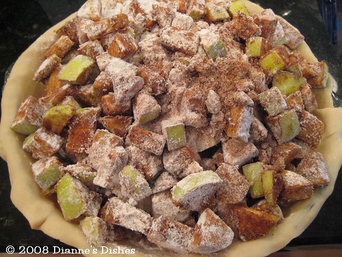 Election Day Apple Pie: Ready for Top Crust